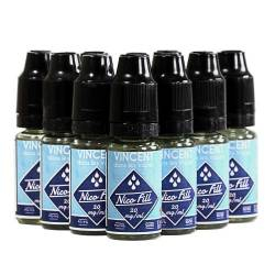 Pack 10 boosters nicotine - VDLV