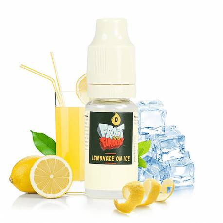 Lemonade On Ice 10 mL - Frost and Furious