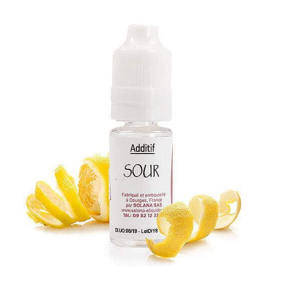 4a890b5e4064 Additif Sour   Solana 10mL DiY - E-Fumeur