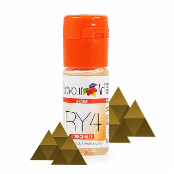 RY 4 10 mL - Arôme DiY Flavour Art