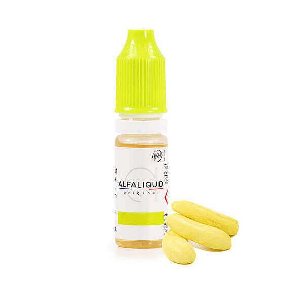 E-liquide bonbon banane - Alfaliquid