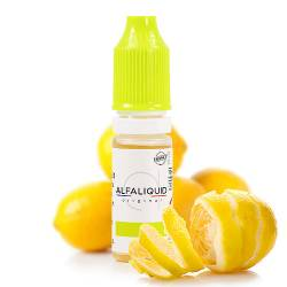 E-liquide citron jaune - Alfaliquid
