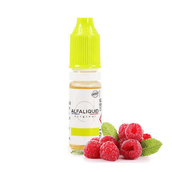 E-liquide framboise - Alfaliquid