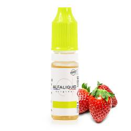 E-liquide fraise - Alfaliquid
