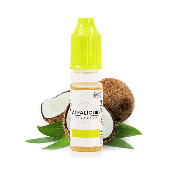 E-liquide noix de Coco - Alfaliquid