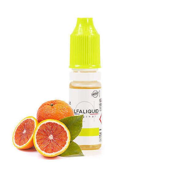 E-liquide orange sanguine - Alfaliquid