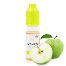 E-liquide pomme Verte - Alfaliquid