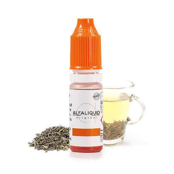 E-liquide thé vert