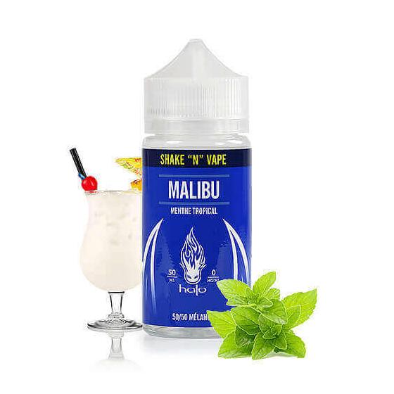 Malibu Shake n Vape 50 mL - Halo