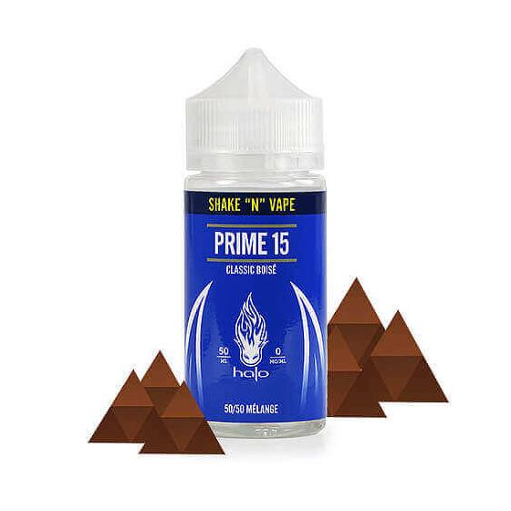 Prime 15 Shake n Vape 50 mL - Halo