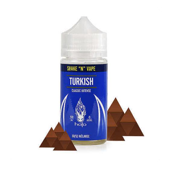 Turkish Shake n Vape 50 mL - Halo