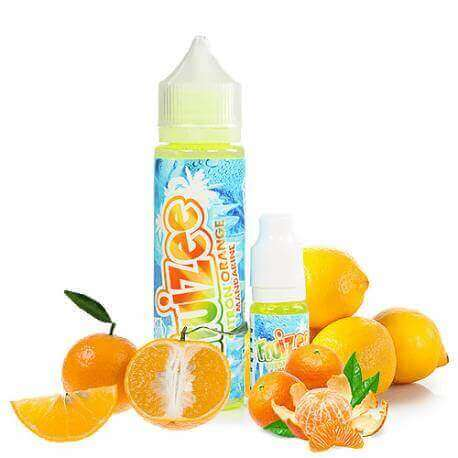 Citron Orange Mandarine King Size - Fruizee