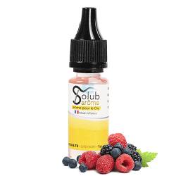 Arôme fruits rouges 10 ml - Solubarome