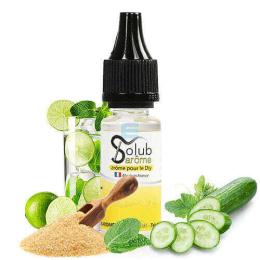 Arôme Mojito concombre 10 ml - Solubarome