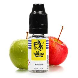 E-liquide pomme du verger - Le Vapoteur Breton