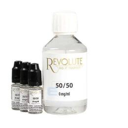 Pack DIY 50/50 200 mL - Revolute