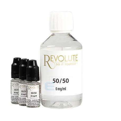 Pack DIY 50/50 200 mL - Revolute