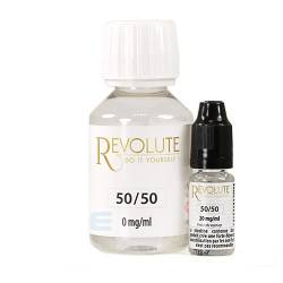 Pack DIY 50/50 100 mL - Revolute