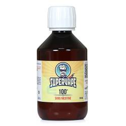 Base 250 mL Supervape - Sans nicotine