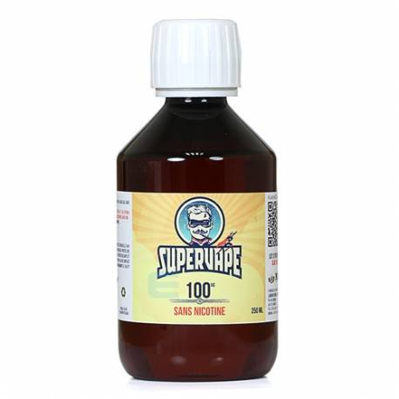 Base Supervape 50/50 250 mL - Sans nicotine