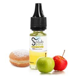 Arôme Beignet aux Pommes 10 mL - Solubarome