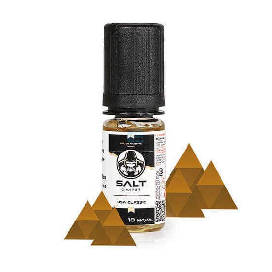 USA Classic Salt E-Vapor 10 mL - Le French Liquide