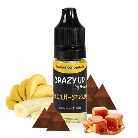 Concentré Truth Serum Crazy Up 10 mL - Aromea
