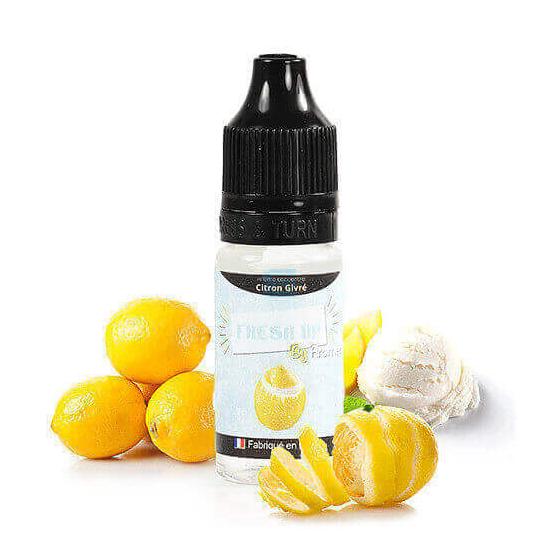 Concentré Citron Givré Crazy Up 10 mL - Aromea