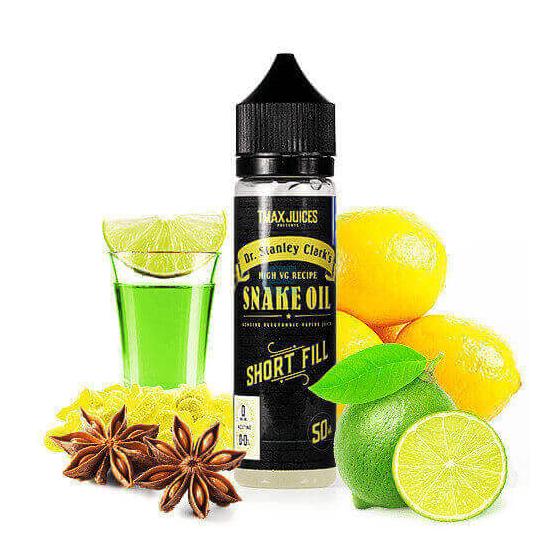 Snake Oil Mix'n'Vape High VG 50 mL - Tmax Juices