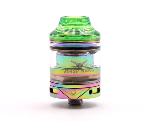 Wasp Nano RTA Oumier atomiseur reconstructible