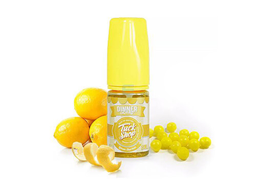 e-liquide lemon sherbet Dinner Lady