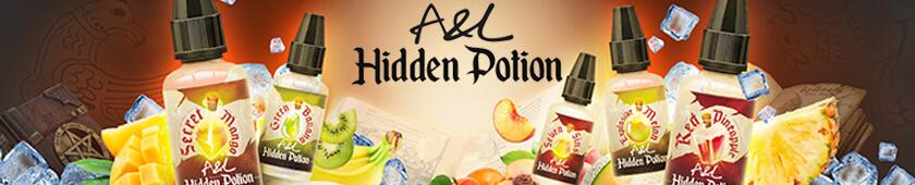 Arômes Hidden Potion A&L