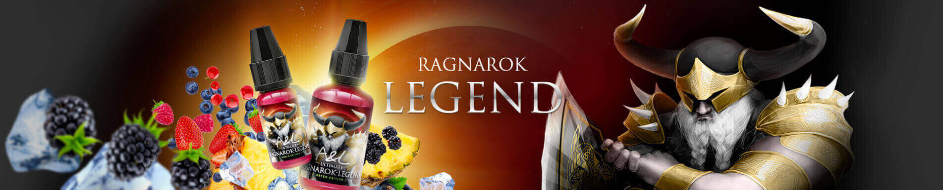 Arôme Ragnarok Legend par A&L 30 mL