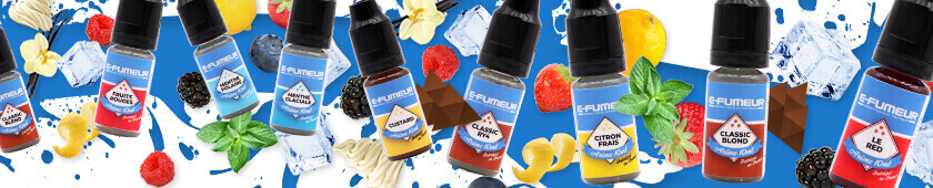 Arômes E-Fumeur DIY