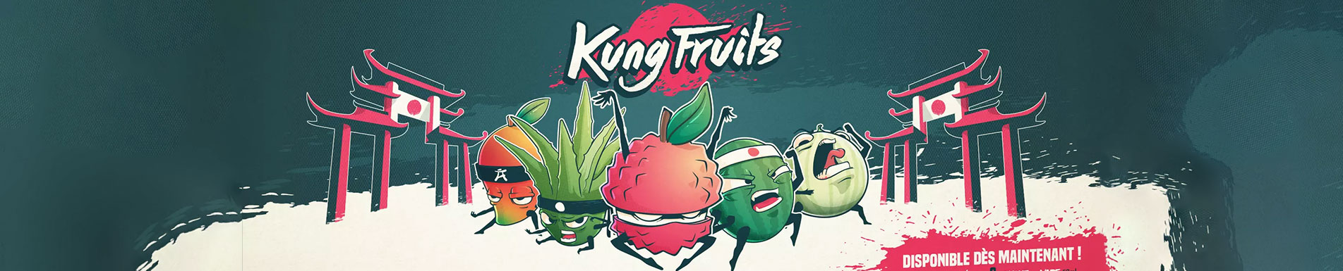 Arômes Kung Fruits par Cloud Vapor