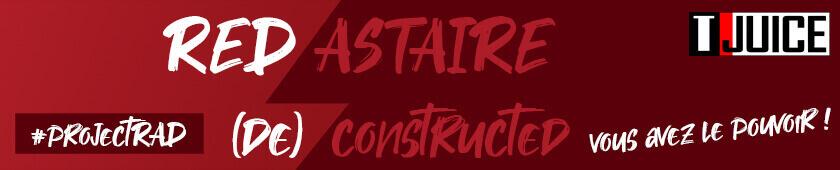 arômes concentrés red astaire deconstructed