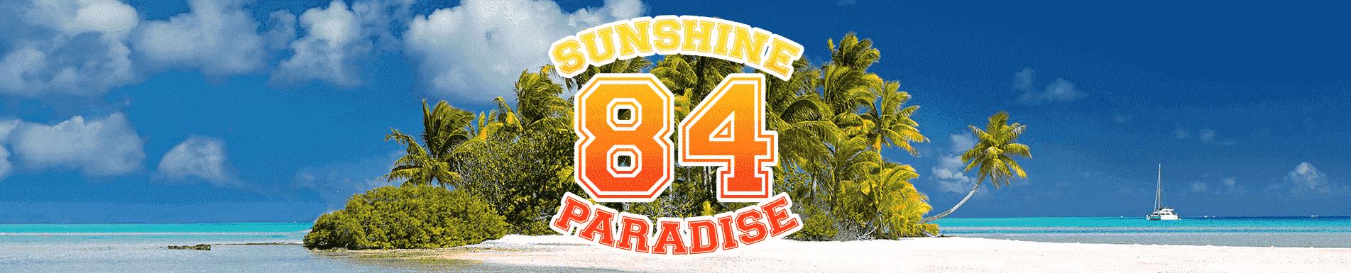 arômes sunshine paradise