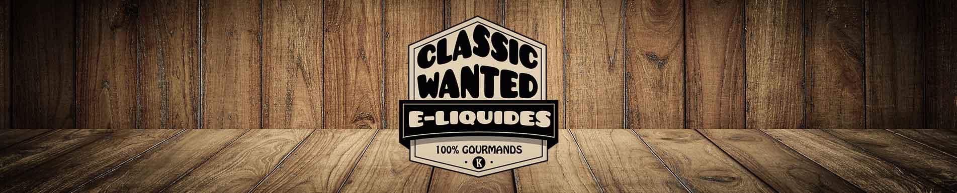 e-liquide classic wanted