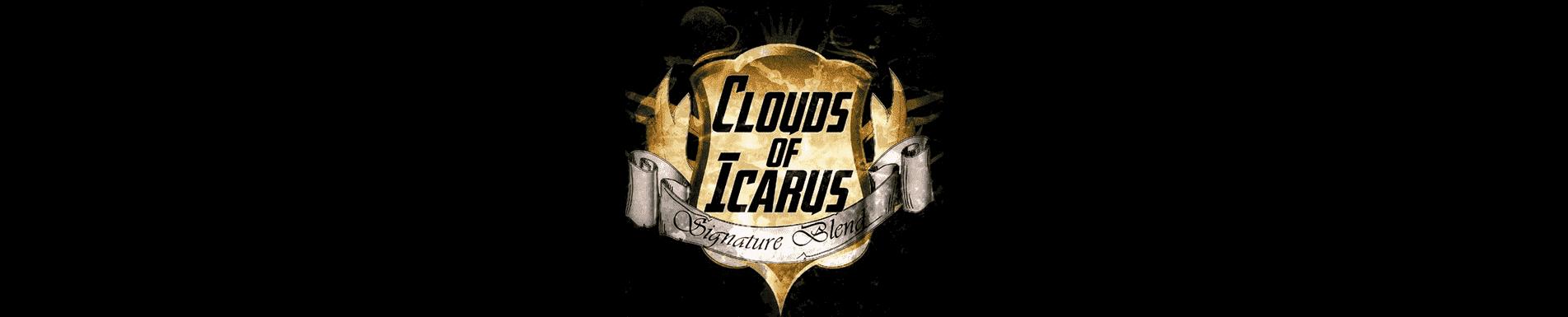 e liquide cloud of icarus
