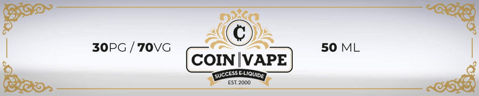 E-liquides Coin Vape par Savourea
