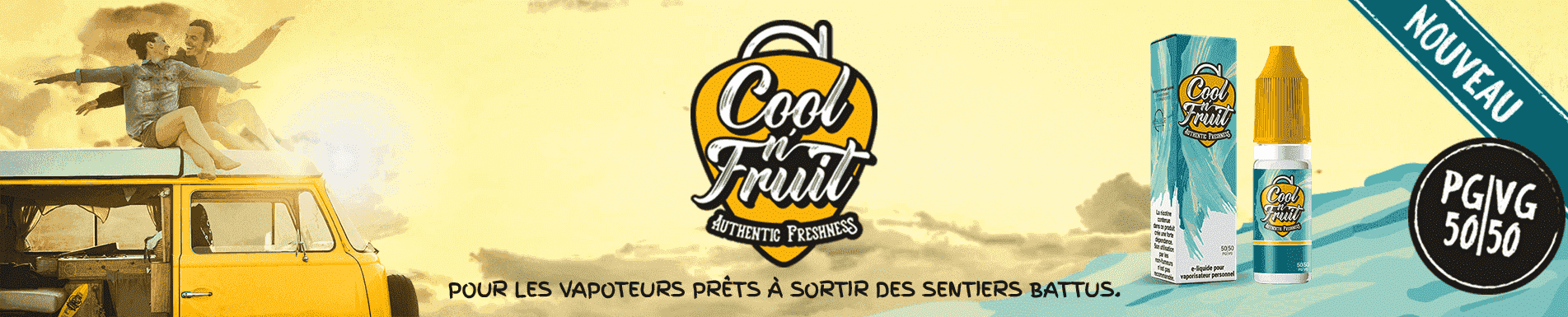 e liquide cool n'fruit par alfaliquid