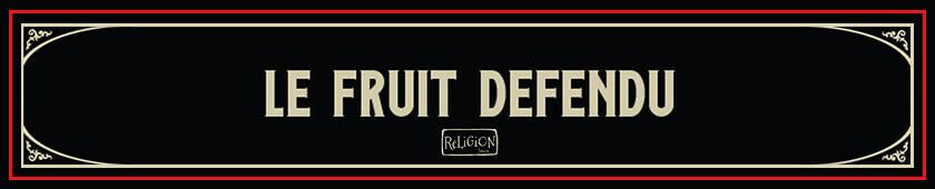 E-liquide Le Fruit Défendu Mix'n'Vape 50 mL