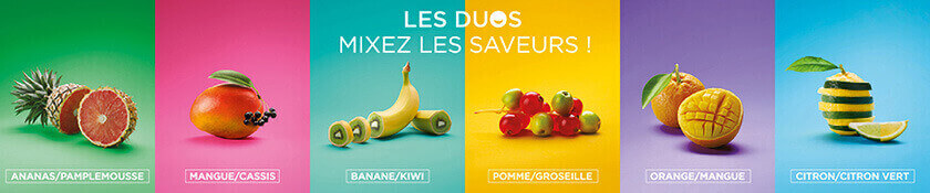 E-liquide Les Duos Le Vapoteur Breton