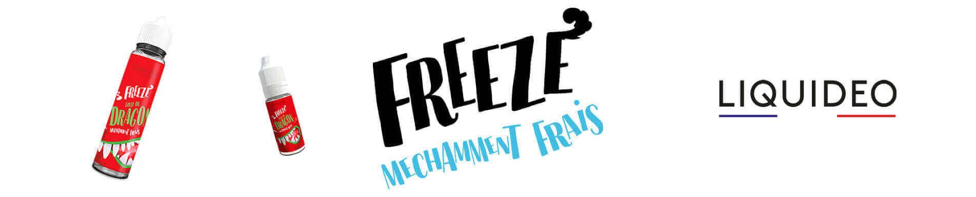 E-liquide Freeze par Liquideo