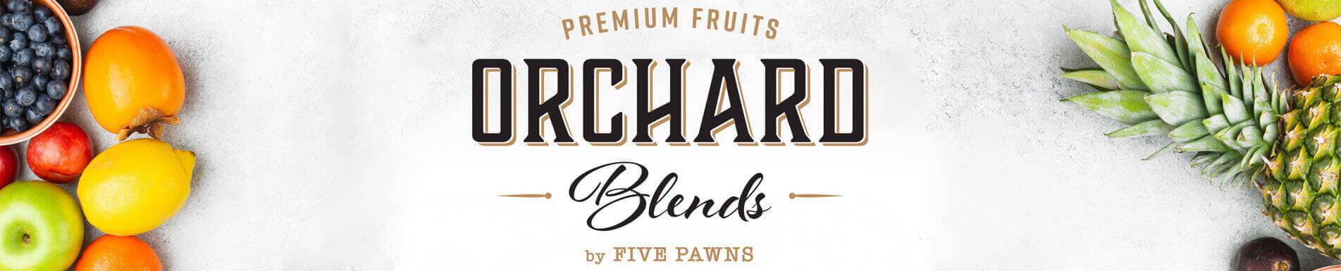 E-liquides Orchard Mix'n'Vape 50 mL par Five Pawns