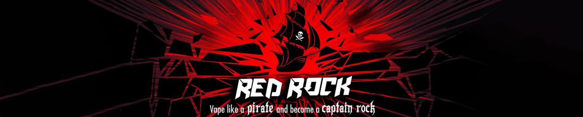 e-liquide red rock