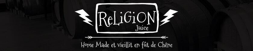 E-liquides Religion Juice Mix'n'Vape