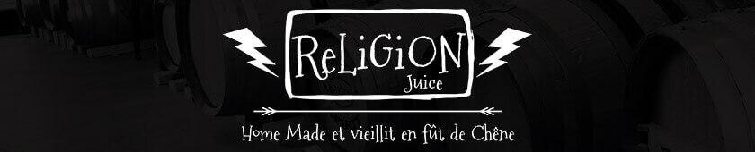 E-liquides Religion Juice Mix'n'Vape