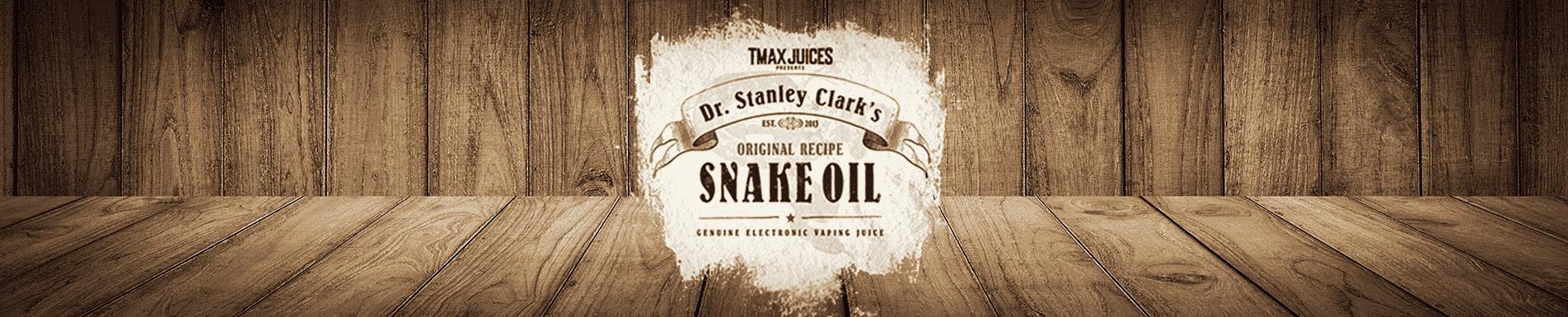 e liquide snake oil
