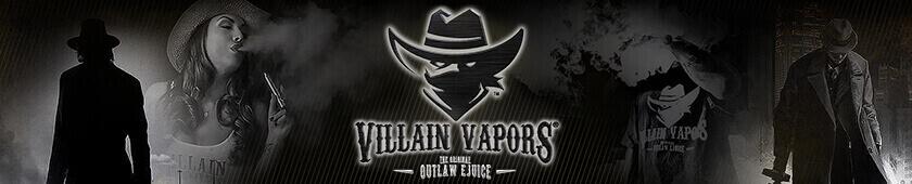 E-liquide Villain Vapors Mix'n'Vape